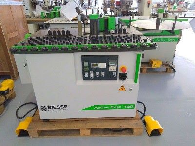 Bordatrice manuale BIESSE ACTIVE EDGE 120