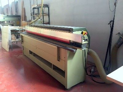 Bordatrice monolaterale SCM BASIC/2