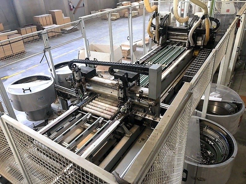 Forainseritrice Biesse Comil KT2